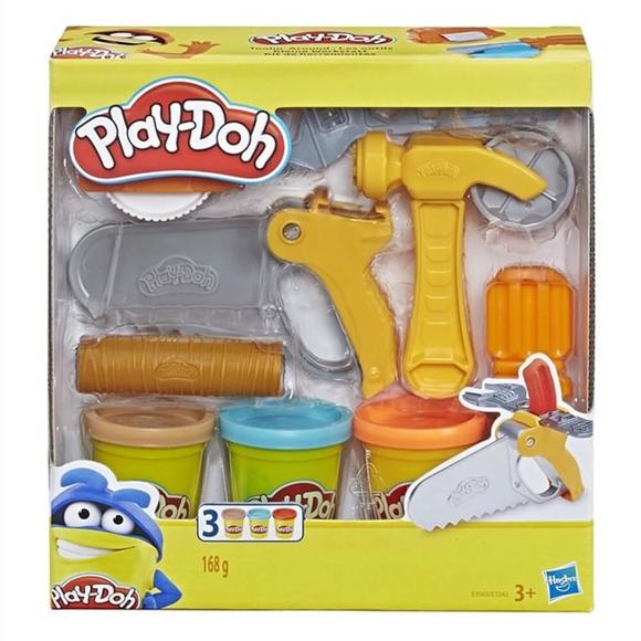 Hasbro Play-Doh Bahçe Ve Alet Setleri E3342