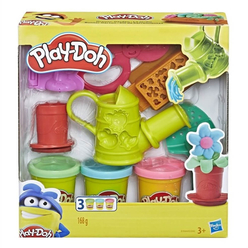 Hasbro Play-Doh Bahçe Ve Alet Setleri E3342 - Thumbnail