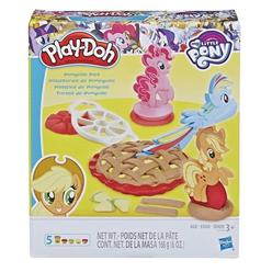 Hasbro Play-Doh Ponyville Turta Partisi E3338 - Thumbnail
