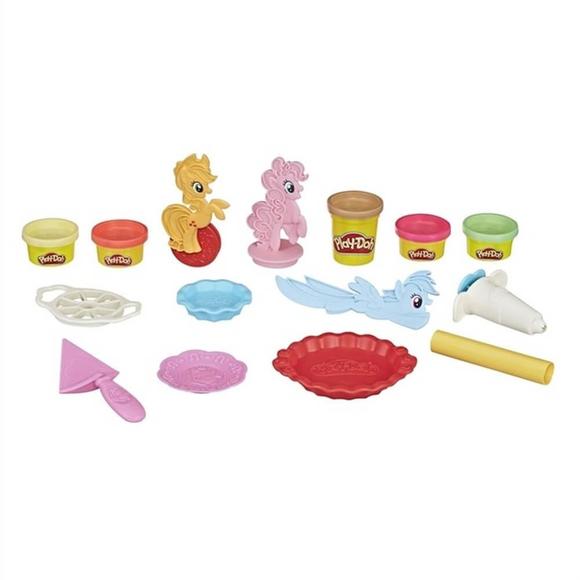 Hasbro Play-Doh Ponyville Turta Partisi E3338