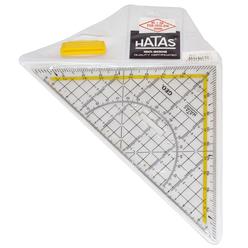 Hatas Geometrik Açılı Gönye 25 Cm 0510 - Thumbnail