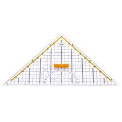 Hatas Geometrik Açılı Gönye 32Cm 0520 - Thumbnail