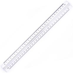 Hatas Tribldesimetre Şeffaf 30 cm 0250 - Thumbnail