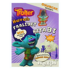 Havalı Faaliyet Kitabı - Troller - Thumbnail