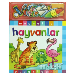 Hayvanlar (Play+Learn) - Thumbnail