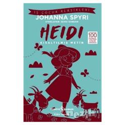 Heidi (Kısaltılmış Metin) - Thumbnail