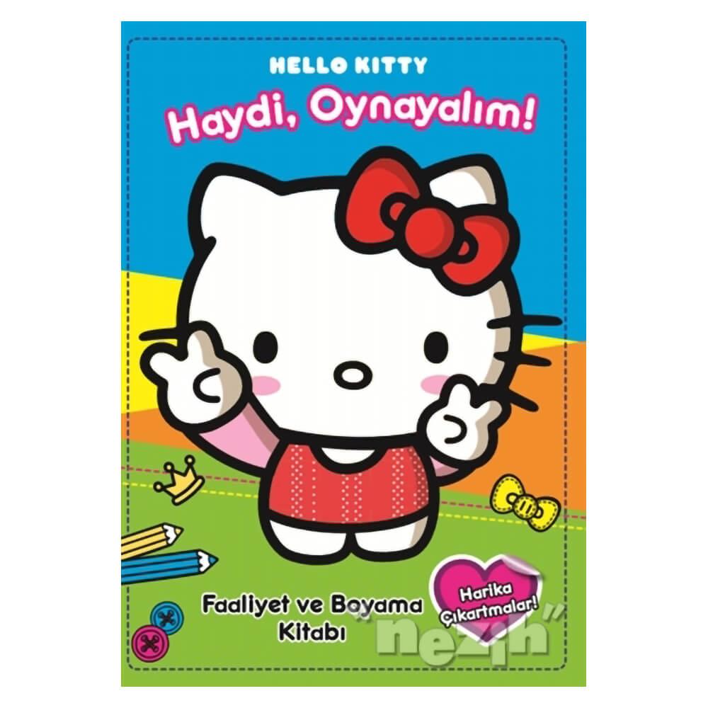 Hello Kitty Haydi Oynayalim Nezih