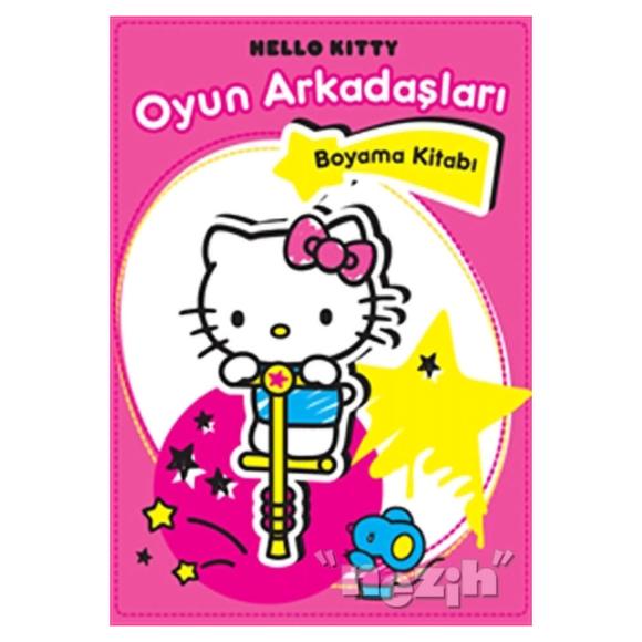 Hello Kitty - Oyun Arkadaşları