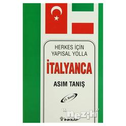 Herkes İçin Yapısal Yolla İtalyanca - Thumbnail