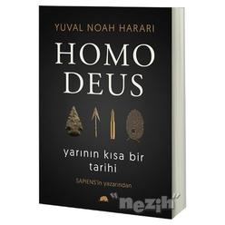 Homo Deus: Yarının Kısa Bir Tarihi - Thumbnail