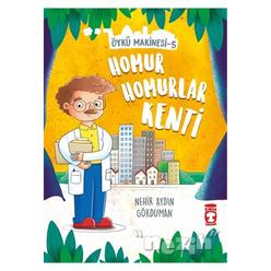 Homur Homurlar Kenti - Öykü Makinesi 5 - Thumbnail