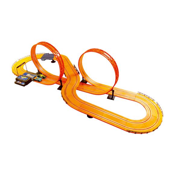 Hot Wheels Kidztech Yarış Seti S00083109
