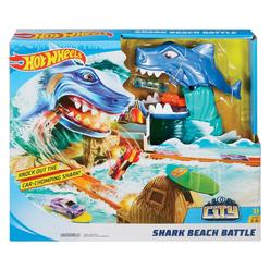 Hot Wheels Köpek Balığı Macerası Oyun Seti FNB21 - Thumbnail