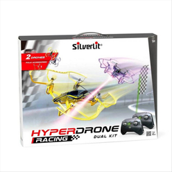 HyperDrone Yarış Başlangıç Kiti Çift Drone 2.4G - 4CH Gyro - Thumbnail