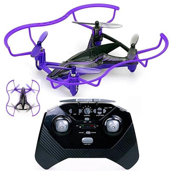 HyperDrone Yarış Başlangıç Kiti Çift Drone 2.4G - 4CH Gyro