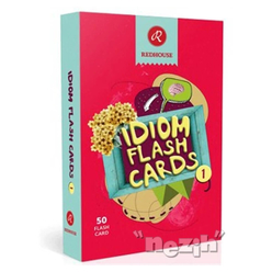 Idiom Flash Cards 1 - Thumbnail