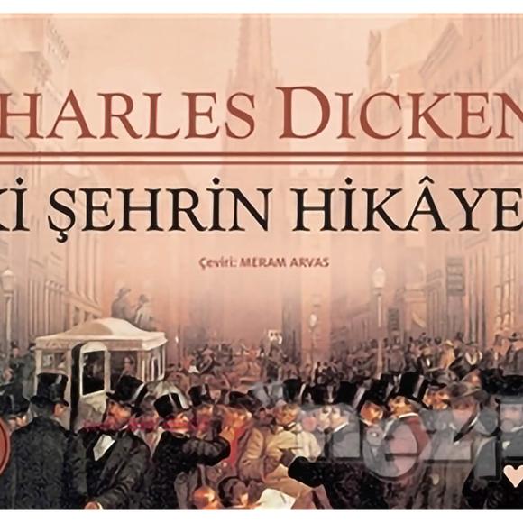 İki Şehrin Hikayesi (Mini Kitap)