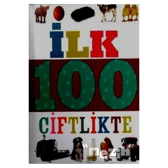 İlk 100 Dizisi Çiftlikte (Küçük Dolgu Kapak)