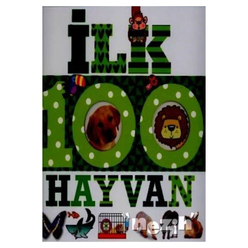 İlk 100 Dizisi Hayvan (Büyük Kapak) - Thumbnail