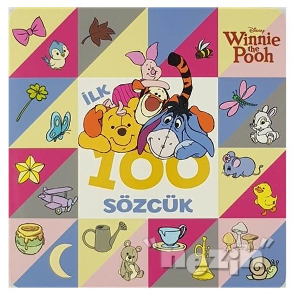 İlk 100 Sözcük - Disney Winnie the Pooh