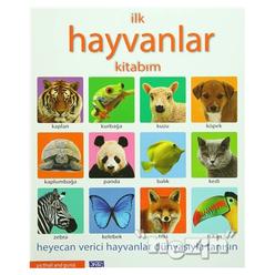 İlk Hayvanlar Kitabım - Thumbnail