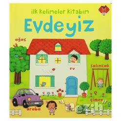 İlk Kelimeler Kitabım / Evdeyiz - Thumbnail