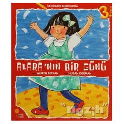 İlk Kitabını Kendin Boya - Alara'nın Bir Günü - Thumbnail