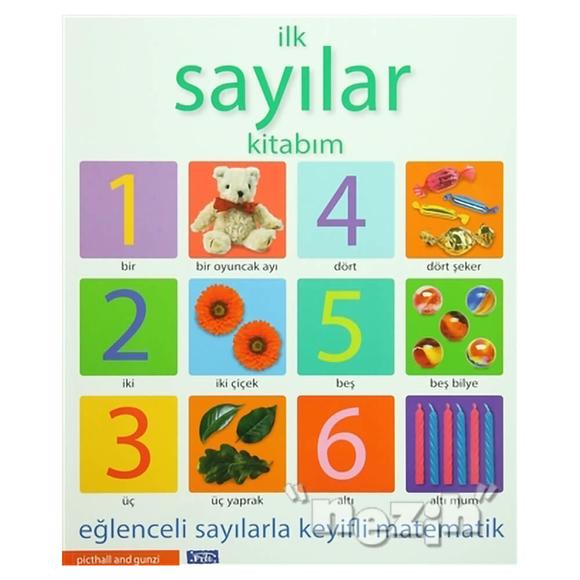 İlk Sayılar Kitabım