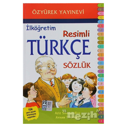 İlköğretim Resimli Türkçe Sözlük - Thumbnail