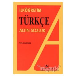 İlköğretim Türkçe Altın Sözlük - Thumbnail
