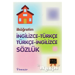 İlköğretimde İngilizce - Türkçe Türkçe - İngilizce Sözlük - Thumbnail