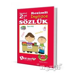 İlkokul 2. Sınıf Resimli İngilizce Sözlük - Thumbnail