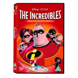 Incredibles - İnanılmaz Aile - DVD - Thumbnail