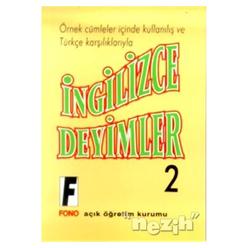İngilizce Deyimler 2 - Thumbnail