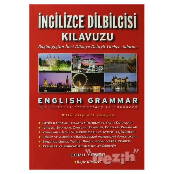 İngilizce Dilbilgisi Kılavuzu - English Grammar