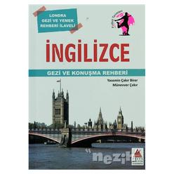 İngilizce Gezi ve Konuşma Rehberi - Thumbnail