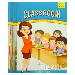 İngilizce Hikayeler 3. Sınıf (10 Kitap Takım) - Thumbnail