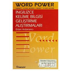 İngilizce Kelime Bilgisi Geliştirme Alıştırmaları - Thumbnail