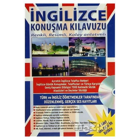 İngilizce Konuşma Kılavuzu (CD'li)