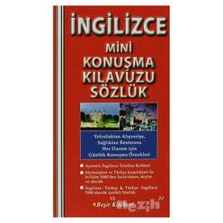 İngilizce Mini Konuşma Kılavuzu Sözlük - Thumbnail