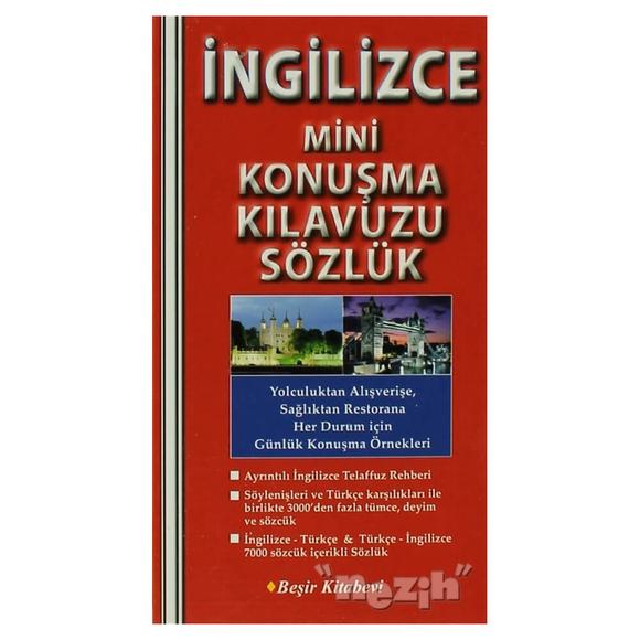 İngilizce Mini Konuşma Kılavuzu Sözlük
