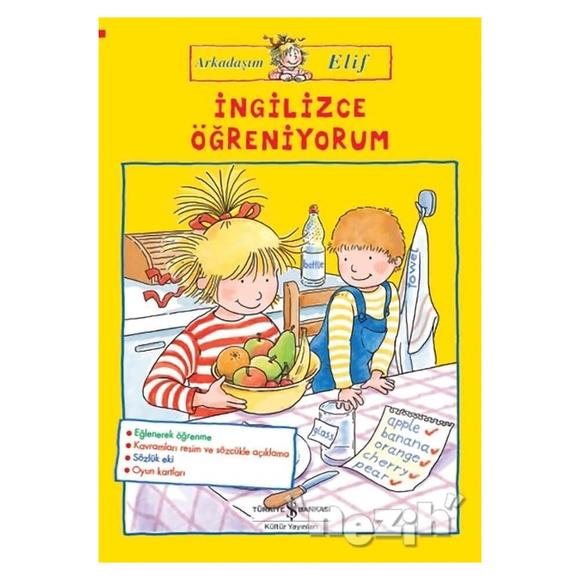 İngilizce Öğreniyorum - Arkadaşım Elif