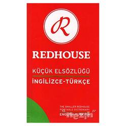 İngilizce - Türkçe Redhouse Küçük Elsözlüğü - Thumbnail