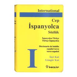 İnkılap - İspanyolca Cep Sözlük - International - Thumbnail