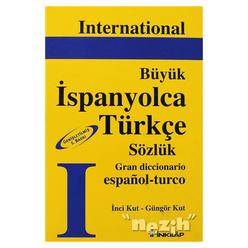 International Büyük İspanyolca Türkçe Sözlük - Thumbnail