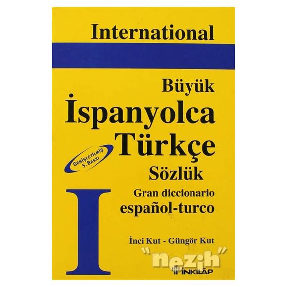 International Büyük İspanyolca Türkçe Sözlük