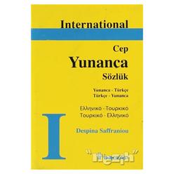 International Yunanca Cep Sözlük - Thumbnail