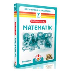 Işıklı 7. Sınıf Adım Adım Matematik - Thumbnail