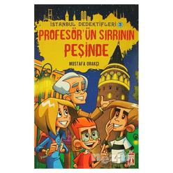 İstanbul Dedektifleri 3 - Profesör'ün Sırrının Peşinde - Thumbnail