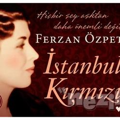 İstanbul Kırmızısı (Mini Kitap) - Thumbnail